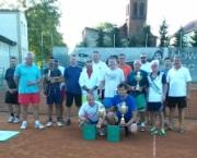 1 Mistrzostwa Gminy Dąbrowa w tenisie ziemnym par deblowych