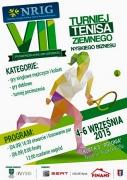 VII Turniej Tenisa Ziemnego Nyskiego Biznesu