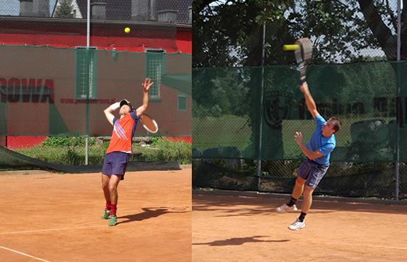 Zaproszenie na mecze półfinałowe Ligi Tenisa